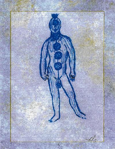 aura e pranoterapia