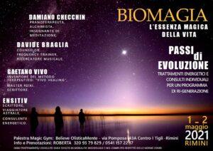 BioMagia - L'Essenza Magica Della Vita @ Believe OlisticaMente