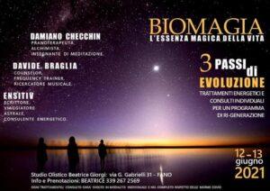 BioMagia - L'Essenza Magica della Vita @ Studio Olistico Beatrice Giorgi