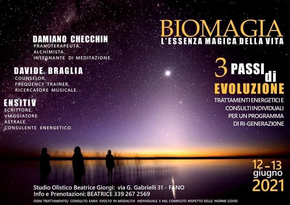 BioMagia - L'Essenza Magica della Vita