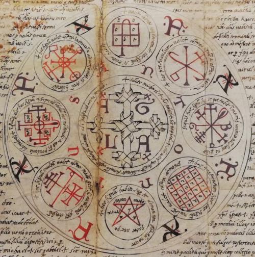 la triade magica occulta